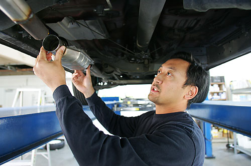 Operation Cat Scratch' aims to reduce catalytic converter thefts