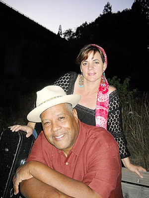 Allison Scull and Victor Martin will play jazz, Latin, blues, R&B and folk music from 2 to 5 p.m. Saturday, March 31, at Rominger West Winery, 4602 Second St., Suite 4. Courtesy photo