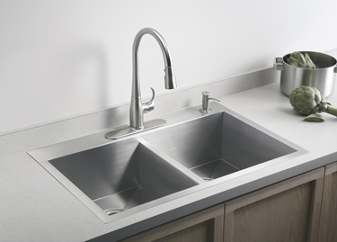 Kitchen Sink Drop In From the ground up dual mount kitchen sinks are popular now a dual mount kitchen sink can be mounted as a drop in sink or as an under mount sink this will give you a lot of flexibility when the time comes to pick workwithnaturefo
