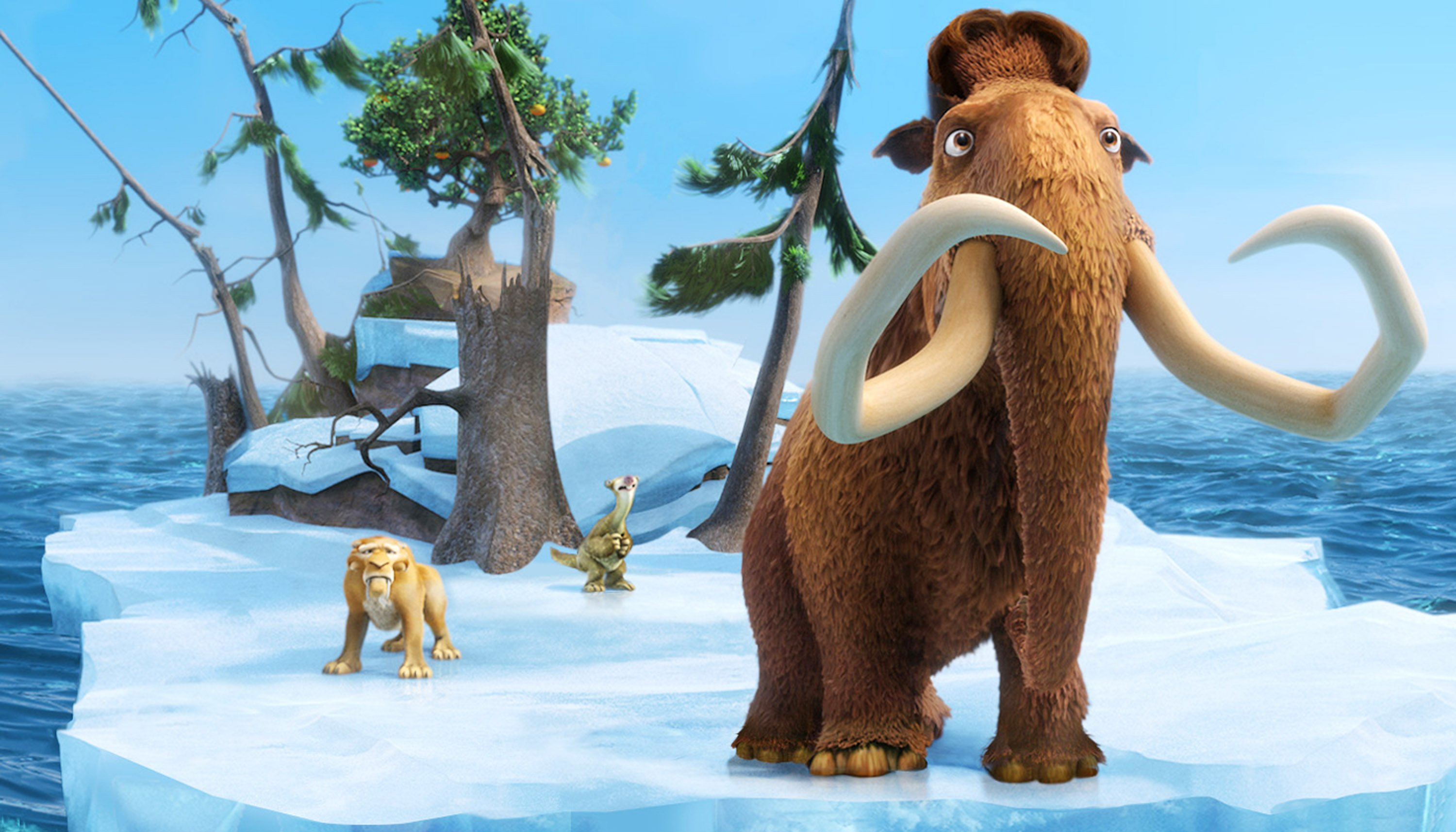 ice age: continental drift' — warm, suspenseful and quite amusing