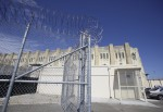 The new lethal injection facility at San Quentin State Prison is shown in this 2010 file photo. California has 14 death row inmates who are eligible for execution. AP photo