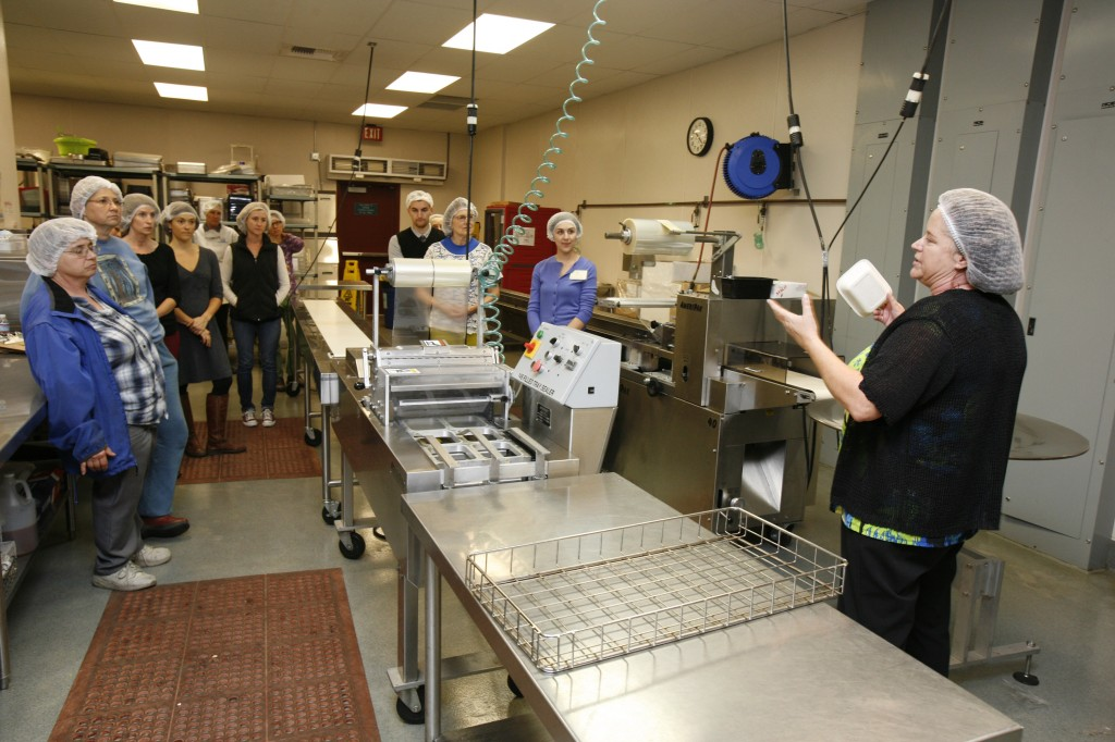 Central Kitchen Tackles Challenges Of New Federal School Lunch