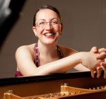 Pianist Seda Roder will perform at 7 p.m. Friday, Nov. 16, in the Mondavi Center's Vanderhoef Studio Theatre. Courtesy photo