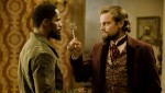"Jamie Foxx and Leonardo DiCaprio star in Quentin Tarantino's ""Django Unchained,"" perhaps the strangest Christmas-day release ever. Courtesy photo"