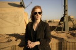 """Zero Dark Thirty,"" stars Jessica Chastain as a CIA analyst who thinks she knows where Osama bin Laden is hiding. The movie opens Dec. 19 in limited release; 