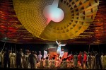 "A scene from the Metropolitan Opera's current production of ""Les Troyens."" Cory Weaver, Metropolitan Opera/Courtesy photo"