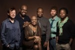 Monterey Jazz Festival 55th anniversary performance will feature Chris Potter (sax), left, Christian McBride (bass), Dee Dee Bridgewater (vocals), Lewis Nash (drums), Benny Green (piano), Ambrose Akinmusire (trumpet) at Jackson Hall on Friday, Jan. 18. Courtesy photo