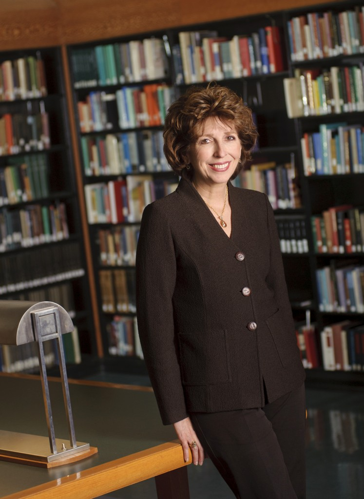 UC Davis Chancellor Linda Katehi will speak at the 2013 Women's History Month Luncheon in Woodland. Courtesy photo