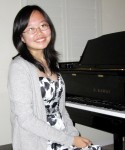 Pianist Jacqueline Liu is the winner of the Davis High School Concerto Competition. She will be featured at the 2013 Wennberg Concert at 2:30 p.m. Saturday, March 23, in Jackson Hall at the Mondavi Center for the Performing Arts. Courtesy photo