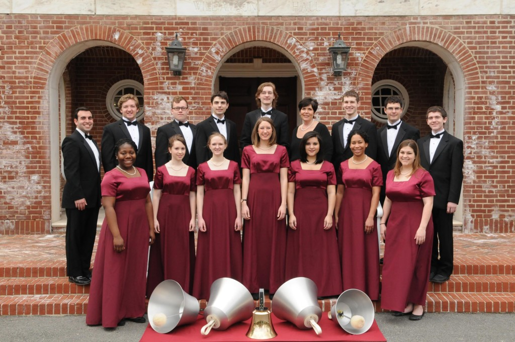 The Westminster Handbell Choir will perform Tuesday, May 21, at Davis United Methodist. Courtesy photo