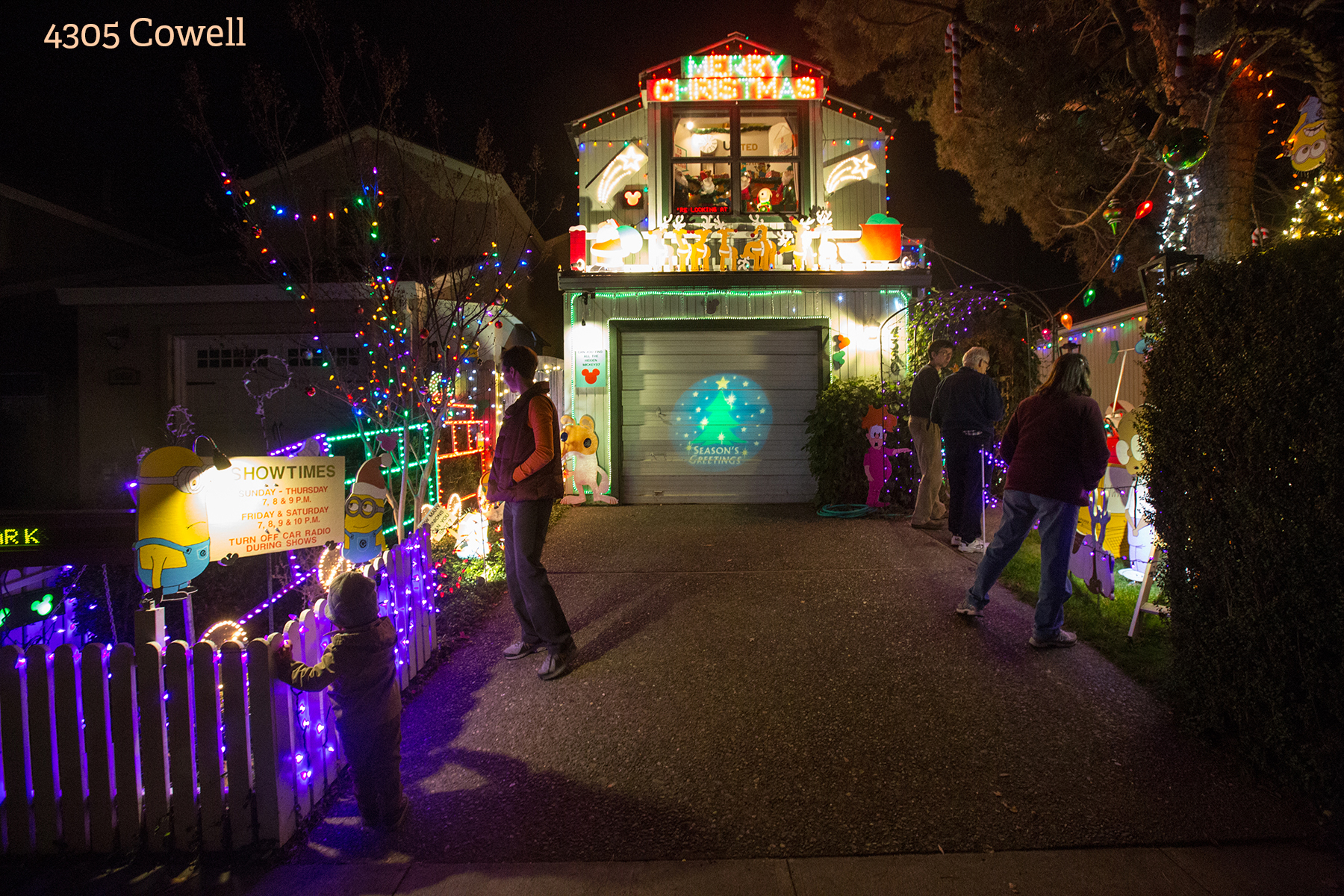 best dressed homes are lighting up the town
