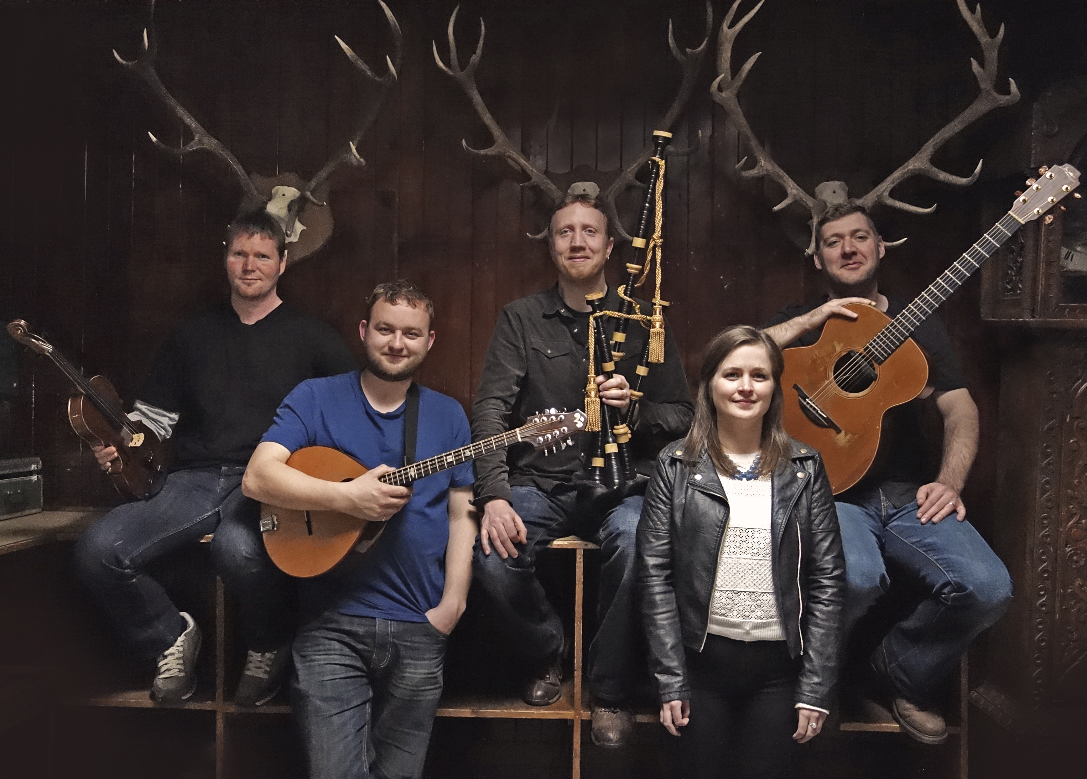 Dàimh brings sounds of Scottish Highlands and Islands to The
